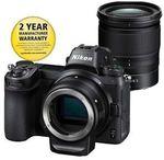 Nikon Z7, FTZ Adapter and 24-70f4 Lens Kit $5388.85 @ No Frills Sydney eBay