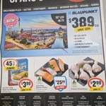 [QLD] Blaupunkt 50 Inch LCD 4K TV $389 @ Spano's Supa IGA (Selected Stores)