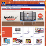 ALDI Toy Special Buys - e.g. 10ft Trampoline $199, Children's Pictionary $19.99