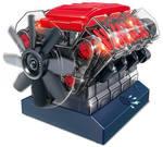 V8 Model Combustion Engine $39, Hot Wheels Cars $1 @ Kmart