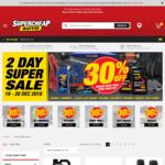 Supercheap Auto 2 Day Sale - 30% off RRP on Selected Products