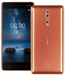 Nokia 8 4GB/64GB Dual Sim Polished Copper - $339 Delivered ($329 for New Customers) (Grey Import) @ TobyDeals