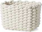 House & Home Large Rope Basket - White or Grey $1 @ BIG W (in Store Only)