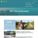 Win a High Country Accommodation & Wine Tasting Package for 4 Worth $1,300 from Granite Belt Wine & Tourism