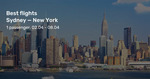 New York City Ex Sydney $1004 / Brisbane $1010 Return (via Honolulu) on Hawaiian Airlines @ Beat That Flight (Dates in Feb-Apr)