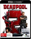 Deadpool 2 $10, Alien Covenant $10, Kingsman Golden Circle $10, Red Sparrow $10 & More + Post (Free with Prime/$49+) @ Amazon AU
