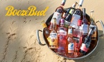 $30 Credit (Min Spend $60) for $5/ $50 Credit (Min Spend $100) for $10 to Use at Boozebud (New Customers Only) @ Groupon