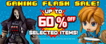 Madman's Gaming Flash Sale ($7 Shipping or Free for Order over $50)