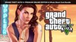 [PC] Grand Theft Auto V: Premium Online Edition & Whale Shark Card Bundle $15.82 @ Fanatical