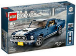 LEGO Creator Ford Mustang 10265 - $135.99 Delivered @ Myer eBay