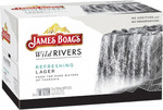 [NSW] James Boag's Wild Rivers Lager $30 for 24 Pack @ BWS