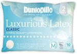 Dunlopillo-2 Pack Luxurious Latex Classic Medium Profile Pillows $123.92 Delivered @ dhimanvinod eBay