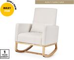Convertible Mia Rocking Chair $199 @ ALDI