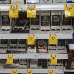 Lindt Chocolate Varieties 1/2 Price - $2.12 per 100g @ Coles