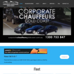 [QLD] 10% off Coolangatta Airport Transfers (Exclusion Applies) @ Corporate Chauffeurs Gold Coast