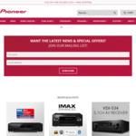 15% off + Free Shipping @ Pioneer Audio Australia
