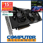 [eBay Plus] Gigabyte RTX2070 8GB GAMING OC $594.15 Delivered @ Computer Alliance eBay
