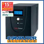 [eBay Plus] CyberPower 1200VA Value1200ELCD UPS $152.15 Delivered @ Computer Alliance eBay