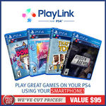 [PS4] Pack of 4 PlayLink Game (Singstar, Hidden Agenda, Knowledge Is Power and That's You!) $24.43 Delivered @ Repo Guys eBay
