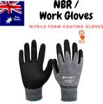 Multi-Purpose NBR Work Gloves 1 Pair $2 (Was $5) Free Shipping @ DolbomAus