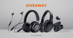Win 1 of 5 Great Headphones (Total Value $210) from TaoTronics