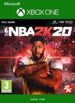 [XB1] NBA 2K20 $43.69 Digital Download @ CD Keys