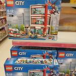 City Town LEGO City Hospital - 60204 - $69 @ Kmart
