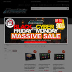 Black Friday / Cyber Monday Sale up to 90% off. Pioneer DMH5150BT $390, Kenwood KFCE1652 $13, etc @ Frankies Auto Electrics
