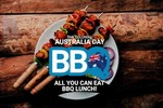 [NSW] The Colonial Darlinghurst Aussie Day Indian-Style Kebab BBQ. All You Can Eat. $25.00 (Was $34.95) (Sydney)