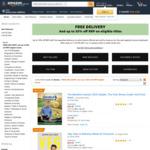 Free Expedited Shipping on Eligible Books @ Amazon AU
