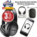 [eBay Plus, Refurb] Bose QC35 II Headphones $319 Delivered @ Austec eBay