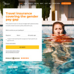 10% off Travel Insurance @ Travel with Jane
