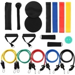 18Pcs Resistance Bands Set US $29.99 / AU $51.63 Delivered @ Tomtop