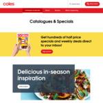 Coles ½ Price: Tyrrells Crisps 165g $2.25, Morning Star Grillers Vegan Mince 340g $4, Smash Glass Barista Buddy 340mL $6 + More