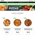[QLD, NSW, ACT, VIC] $51 off Ready Made Meals (Min Spend $150) + Free Delivery @ Thrive Meals