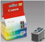 Canon Tri-Colour Ink Cartridges 3 Piece Set, Yellow/Cyan/Magenta CL-41 $11.59 + Delivery ($0 w/Prime / $39+) @ Amazon AU