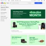 [eBay Plus] $0.99 Deals - SanDisk 64GB MicroSD / Baby U Baby Wipes 240pk / Rain Repellant @ eBay