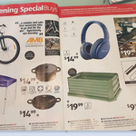 [ACT] ALDI Grand Opening: Premium Adult Mountain Bike $399, Bauhn Bluetooth Headphones $14.90 & More @ ALDI AMAROO