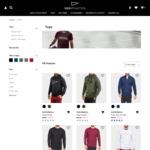 Men's Athletic Apparel SQDAthletica. T-Shirt $10 (Was $59) + $9.99 Shipping @ SQDAthletica