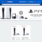 PlayStation 5 $449 ($749.85 without) /W PS4 Pro Trade-in, Digital Edition $349 with PS4 Slim Trade-in @ EB Games