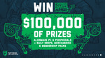 Win a Share of Over $100,000 Worth of Alienware Prizes from Fortress Melbourne