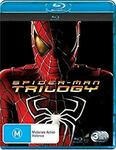 Spider-Man Trilogy (Blu-Ray) $7.25 + Delivery ($0 w/ Prime/ $39 Spend) @ Amazon AU