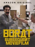 [SUBS, Prime] Borat Subsequent MovieFilm Added to Amazon Prime Video