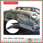 4pcs/Set Weather Shields Fits Honda Civic Model from $49 Delivered @ Orientalautodecoration