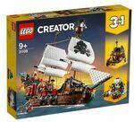 LEGO Creator Pirate Ship 31109 $99 @ Target