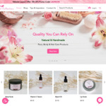 5% Discount on All Natural Skin Care Products, Price Starts from $4.95, Free Shipping over $50 @ PureSoul Collection