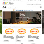 Various Discounts on Eve Smarthome Store @ eBay [Eve Smart Water Contoller for $129 (RRP $179) and More] Homekit Enabled