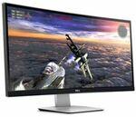 [Refurbished] Dell UltraSharp 34 Curved Ultrawide Monitor U3415W $639 Delivered @ Dell Outlet