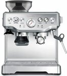 Breville Barista Express Espresso Machine, Brushed Stainless Steel BES870BSS $639 Delivered @ Amazon AU