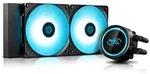 DEEPCOOL GAMMAXX L240T Blue AIO Liquid Cooler $75.64 Delivered @ DEEPCOOL Amazon AU